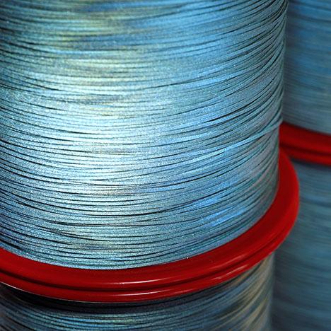 Reflex-Garn silber, 0,793mm x 10m